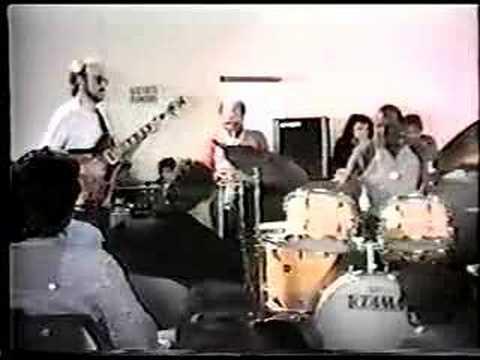 Dave Liebman Plays with Elvin Jones