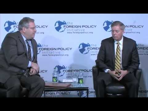 Senator Lindsey Graham: Can America Afford the Foreign Policy We Need?