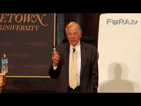 Energy Independence and Domestic Oil - T. Boone Pickens