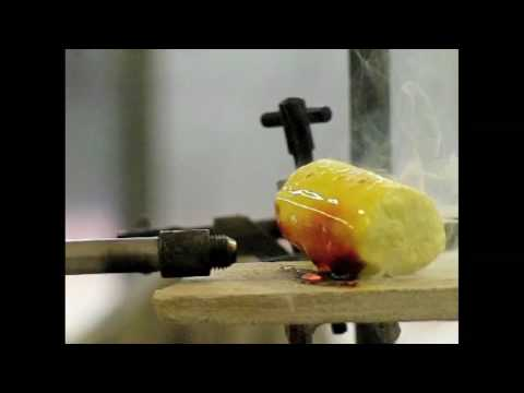 Fluorine Reactions - Periodic Table of Videos