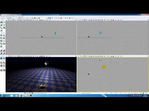 Unreal Development Kit UDK Tutorial - 42 - Preparing the Level for Kismet