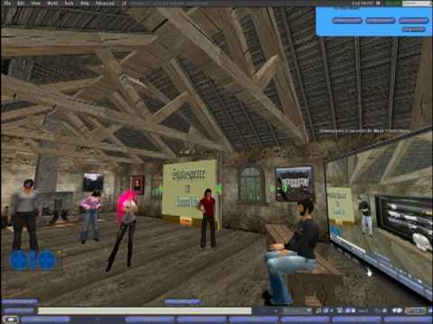 Second Life: Live Chat Week 3 (Part 2)