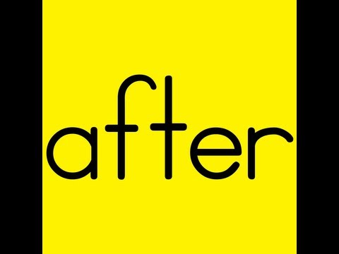 After Song