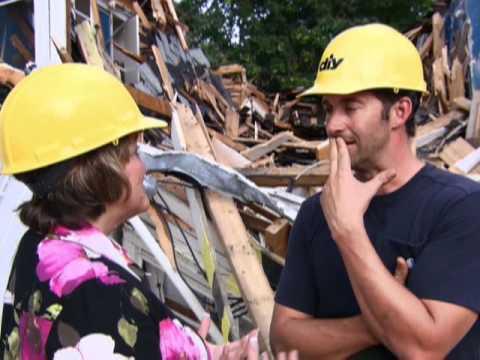 Good-Bye, Disaster House-DIY