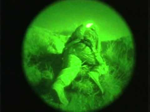 Night Helicopter Air Assault Mission Helmet NVG Camera