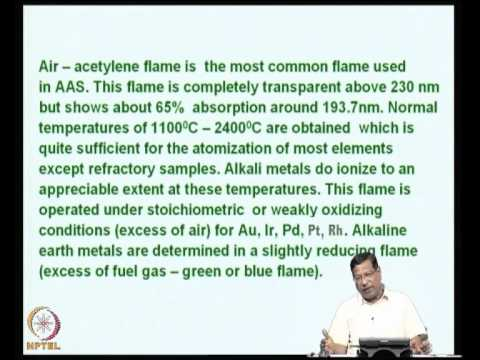 Mod-04 Lec-19 Atomic Absorption Spectrometry -3 iii. Instrumentation