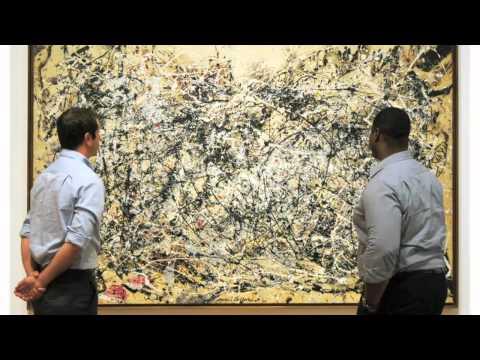 Get To Know Jackson Pollock