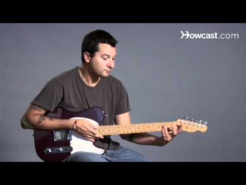 How to Play Guitar: Beginners / Barre Chords: A Flat/G Sharp Major