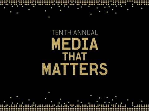 Introducing the tenth annual Media That Matters!