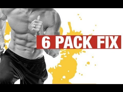 SIX PACK FIX - How To Put ABS in EVERY Exercise!