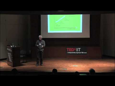 TEDxIIT - Mark Jones - What Does Data Mean to Service?