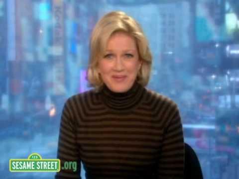 Sesame Street: Diane Sawyer: Expert