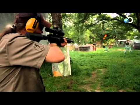 Zombie Takedown | Ted Nugent's Gun Country