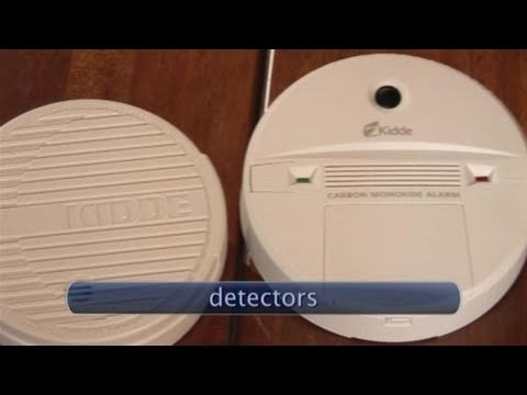 How To Put Up A Smoke Or Carbon Monoxide Detector