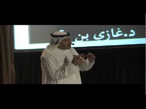 Aspire to Achieve: Dr. Ghazi Bin Zagr at TEDxEffatU