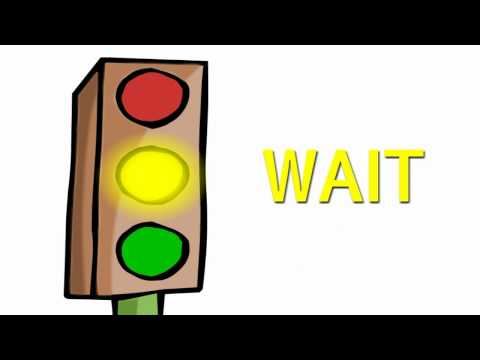 Twinkle Twinkle Traffic Light - English Cartoon Nursery Rhymes