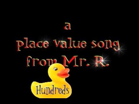 math song (place value to the thousands)