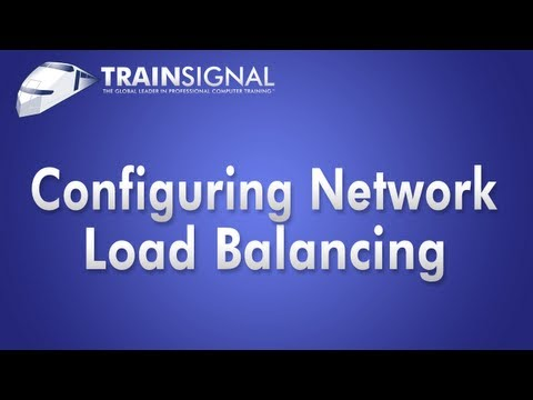 Exchange 2010 HA Network Load Balancing