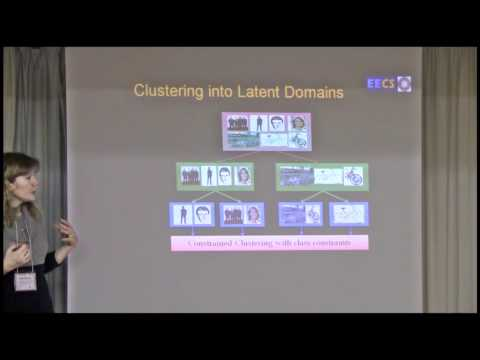 NIPS 2011 Domain Adaptation Workshop: Domain Adaptation with Multiple Latent Domains