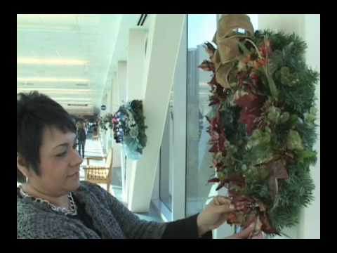 Decking the Halls at M. D. Anderson Cancer Center
