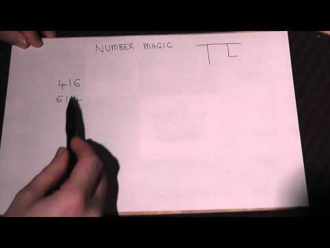 Motivate Number Exploration: Amazing Maths Number Magic - number tricks
