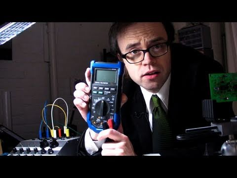 MAKE presents: The Multimeter