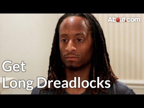 How to Get Long Dreadlocks for Men