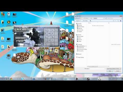 COD4 PC Recording Full Tutorial // by Penguingasm