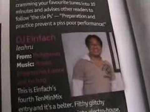 DJ MAG, The DJ Tutor section vol 4 June 2008