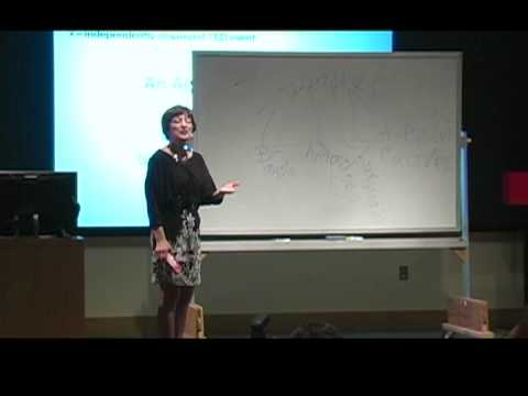 Dr. Susan Trencher at TEDxGeorgeMasonU