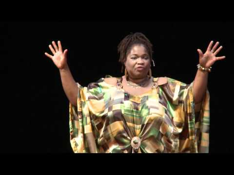 TEDxABQ - Cathy McGill - The Irony of Amazing Grace