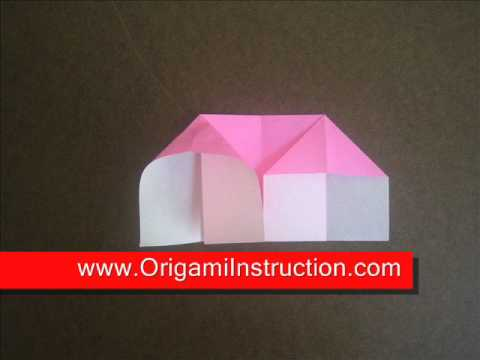 How to fold Origami Organ Base - OrigamiInstruction.com