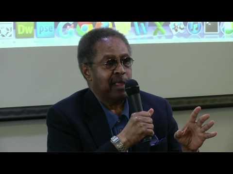 "Black Googler Network & @Google present: Dr. Clarence Jones, ""Behind the Dream"""