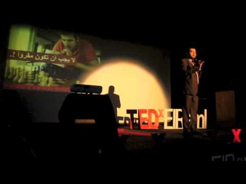Life is like a chess: Kareem AlShazly at TEDxElRaml