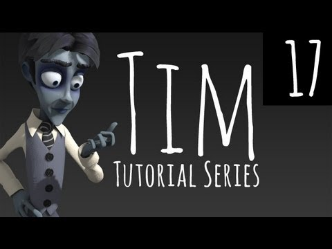 Tim - Pt 17 - Bone Groups, Pose Library