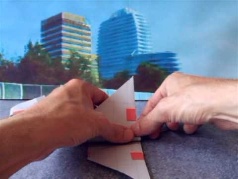Origami Plane: WING FIGHTER