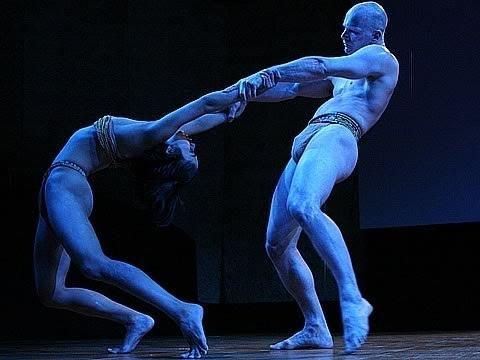 Pilobolus: A performance merging dance and biology