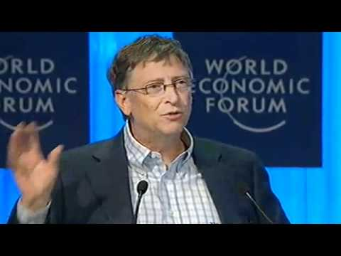 Davos Annual Meeting 2011 - Eradicating an Old Reality Once and for All