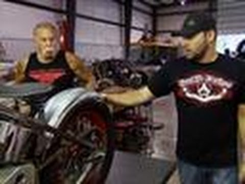Quite a Difference | American Chopper