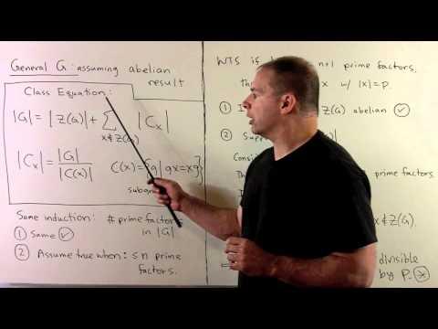 GT19. Cauchy's Theorem