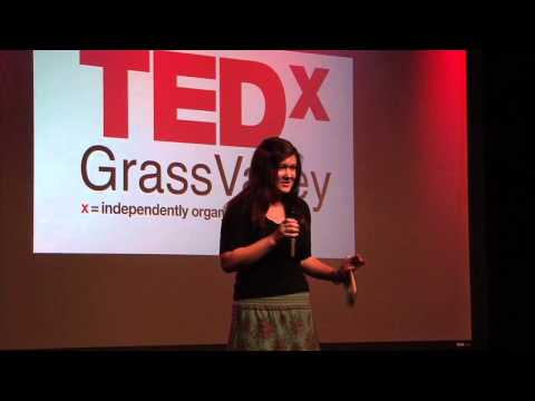 TEDxGrassValley - Olivia Lawrence-Weilmann - Anatomy of a Bomb Threat