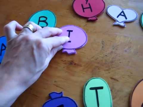 Birthdays - Balloon words