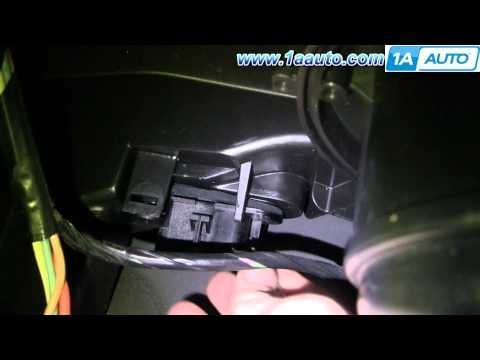 How To Install Replace AC Heater Fan Speed Resistor Chevy Cobalt 05-10 1AAuto.com
