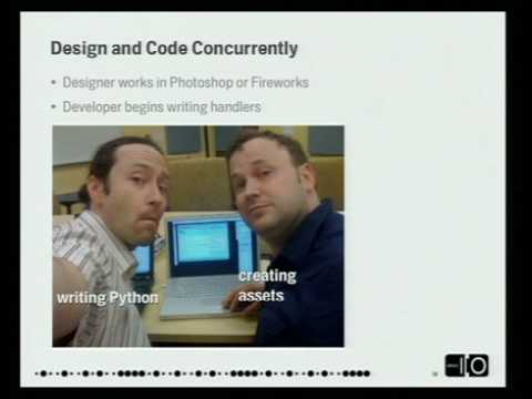 Google I/O 2008 - Engaging User Experiences with App Engine