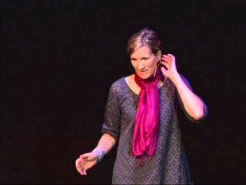 TEDxMacatawa - Ann McKnight - turn toward conflict