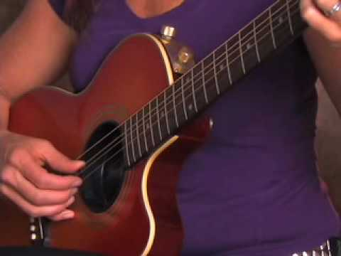 Acoustic Finger Picking Pattern Easy Guitar Songs Southern
