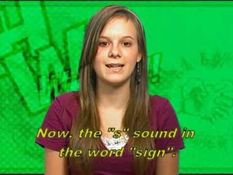 Learn English Pronunciation lesson 37