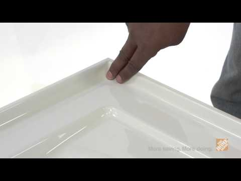 American Standard EverClean Whirlpool - The Home Depot