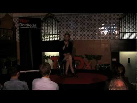 The image of disability: Reni de Boer at TEDxDordrecht