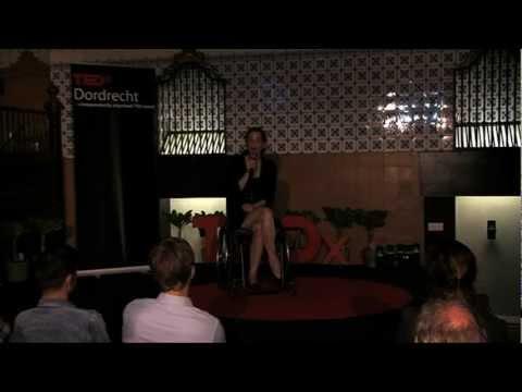 The image of disability: Reni de Boer at TEDxDordrecht
